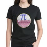 Pi-250 Women's Dark T-Shirt