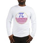 Pi-250 Long Sleeve T-Shirt