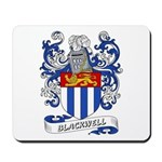 Blackwell Coat of Arms Mousepad