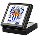 Blackwell Coat of Arms Keepsake Box
