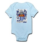 Blackwell Coat of Arms Infant Creeper