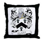 Blake Coat of Arms Throw Pillow