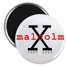 Malcolm X Magnet