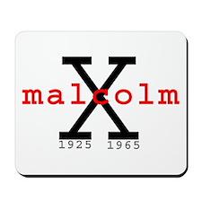 Malcolm X Mousepad