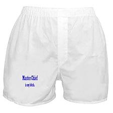 Master Chief Boxer Shorts
