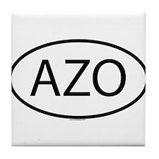 AZO Tile Coaster