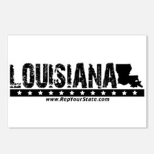 Louisiana Postcards (Package of 8)