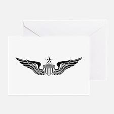 Sr. Aviator Greeting Cards (Pk of 10)