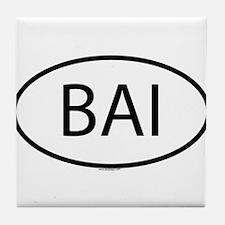 BAI Tile Coaster