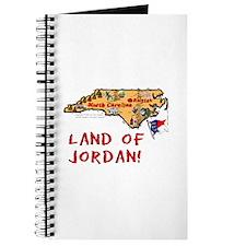 NC Jordan! Journal