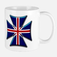 British Biker Cross Mug