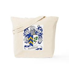 Bleecker Coat of Arms Tote Bag