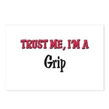 Trust Me I'm a Grip Postcards (Package of 8)