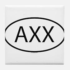 AXX Tile Coaster