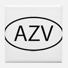 AZV Tile Coaster