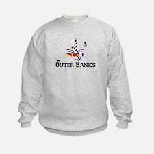 Hatteras Lighthouse   Sweatshirt