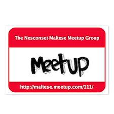 Meetup Postcards (Package of 8)