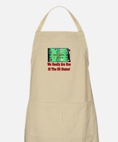ND Really! BBQ Apron