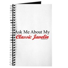 """Ask About My Javelin"" Journal"