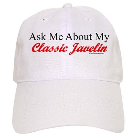 """Ask About My Javelin"" Cap"