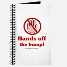 Hands Off The Bump Journal