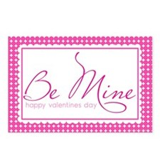 Be Mine-Postcards (Package of 8)