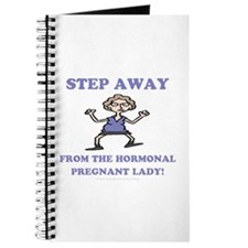 Hormonal Pregnant Lady Journal