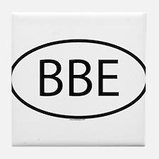 BBE Tile Coaster
