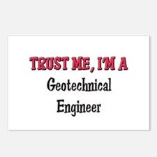 Trust Me I'm a Geotechnical Engineer Postcards (Pa