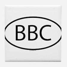 BBC Tile Coaster