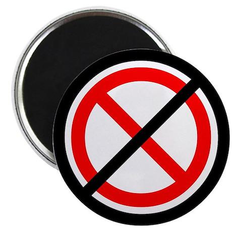 No Banning Magnet