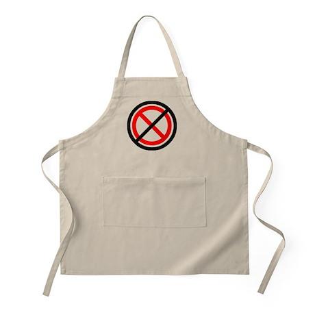 No Banning BBQ Apron