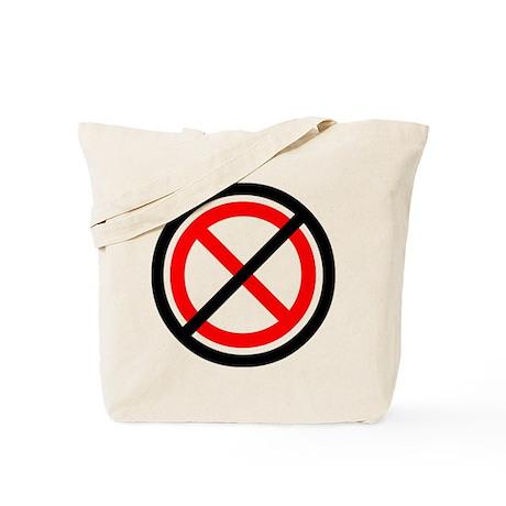 No Banning Tote Bag