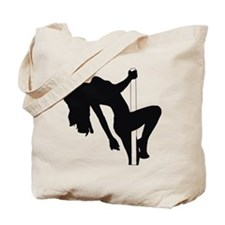 Classic Stripper Tote Bag