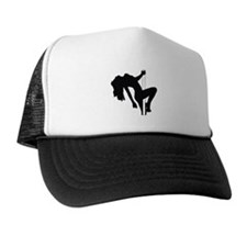 Classic Stripper Trucker Hat