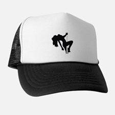 Classic Stripper Trucker Hat