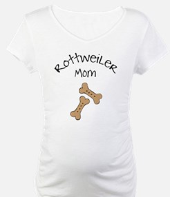 Biscuits Rottweiler Mom Shirt