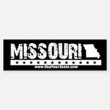Missouri Bumper Bumper Bumper Sticker