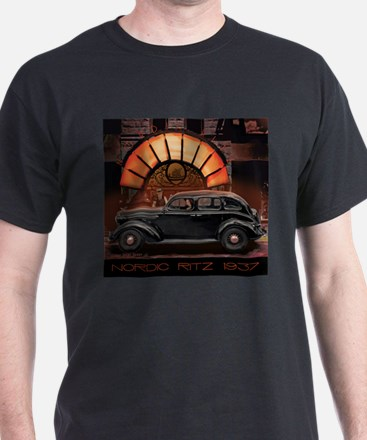 Nordic Ritz Gangsters T-Shirt