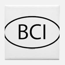 BCI Tile Coaster
