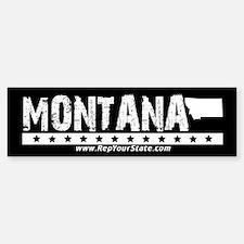 Montana Bumper Bumper Bumper Sticker