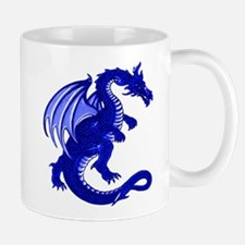 Blue Dragon Mug