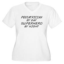 Pediatrician Superhero T-Shirt