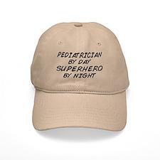 Pediatrician Superhero Baseball Cap