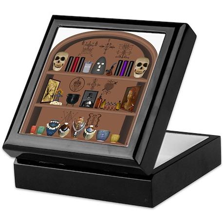 Voodoo Altar Keepsake Box