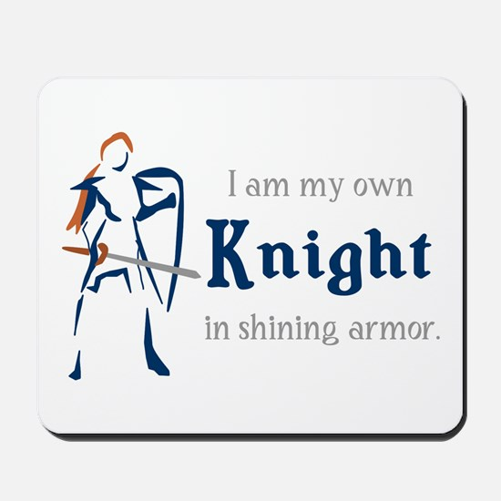 My Own Knight Mousepad