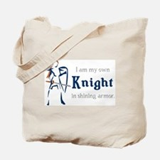 My Own Knight Tote Bag