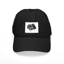 Wild Turkey Pair Baseball Hat