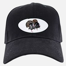 Wild Turkey Pair Baseball Hat