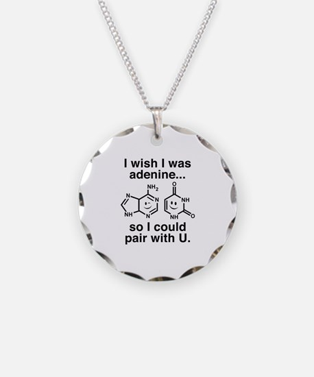 Adenine Necklace